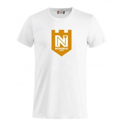 T-shirt Vit Nöbbele 19