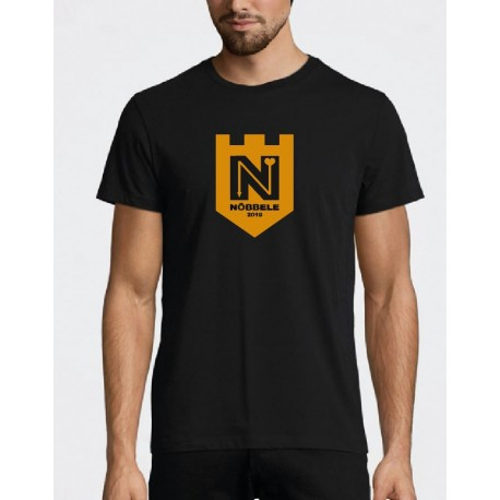 T-shirt svart Nöbbele 19